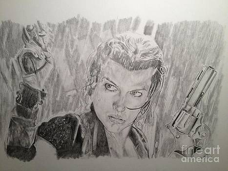 Resident Evil by Michael Iglesias
