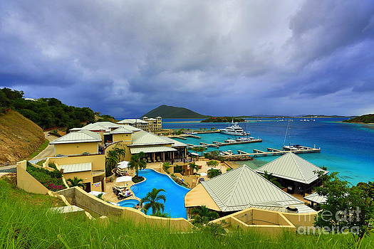 Resort by Mina Isaac