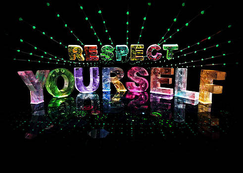 Respect Yourself by Jill Bonner