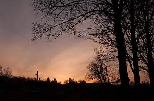 Rest in Peace by Nancy De Flon