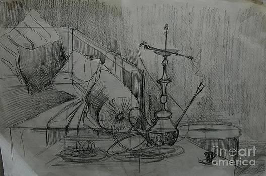 Rest by Victoria  Tekhtilova