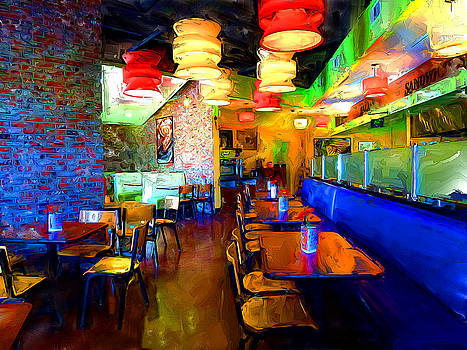 Restaurant Color by Cary Shapiro