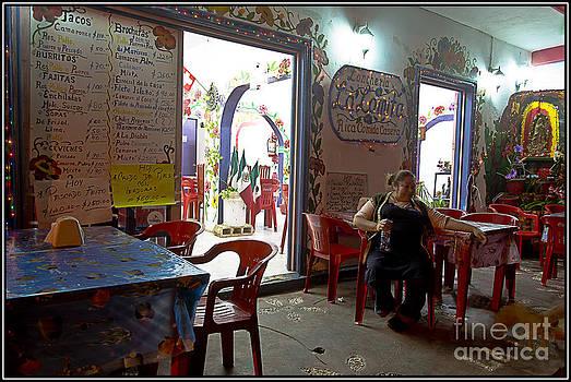 Agus Aldalur - Restaurante mexicano