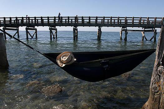 Paul Conrad - Resting in The Bay