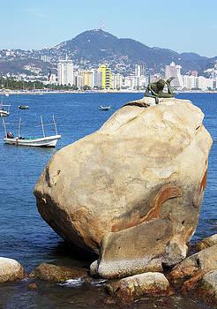 Ramunas Bruzas - Resting on A Stone