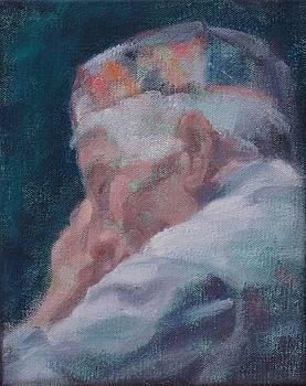 Resting by Pamela Rubinstein