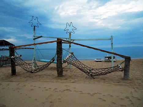 Colette V Hera  Guggenheim  - Resting Time on Beach Sinai Egypt
