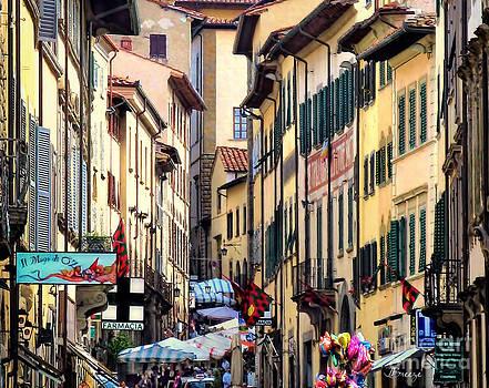 Restless in Arezzo by Jennie Breeze