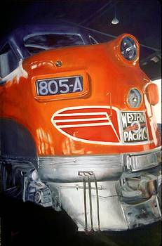Shannon Grissom - Restoration of the 805A