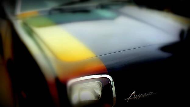 Rosemarie E Seppala - Restored Custom Hot Rod  Avanti With Corvette Engine