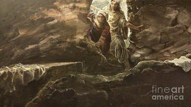 Resurrection Sunday by J Anthony Shuff
