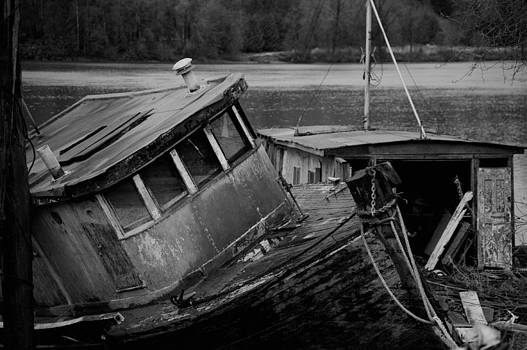 Retired Boat by Colin Sands
