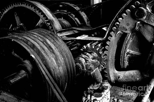 Retired Machines 01 - Gears by E B Schmidt
