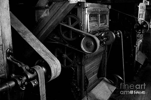 Retired Machines 08 - Sifter by E B Schmidt
