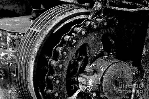Retired Machines 12 - Sprocket by E B Schmidt