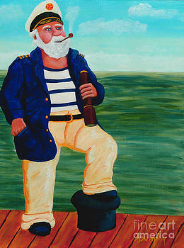Retired Seaman by Anthony Dunphy