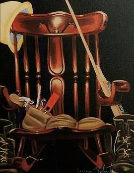 Retiring Carpenter by Susan Roberts