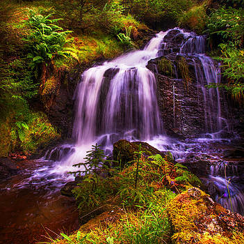 Jenny Rainbow - Retreat for Soul. Rest and Be Thankful. Scotland