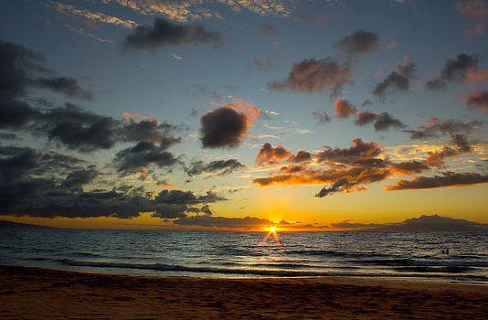 Retreat on Maui by Carl Christensen