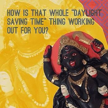 #retromatic #time #daylightsavingtime by Mary Welsch