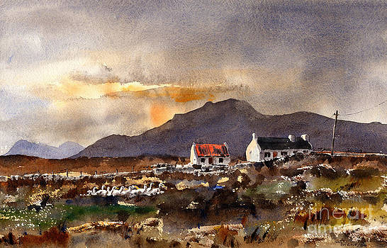 Val Byrne - Returning Home in Achill