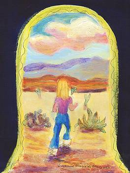 Suzanne  Marie Leclair - Returning to Arizona