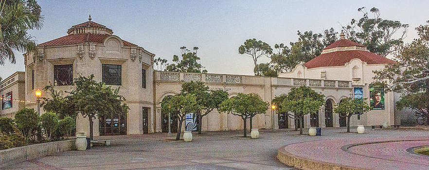 Reuben H Fleet Science Center Balboa Park by Photographic Art by Russel Ray Photos