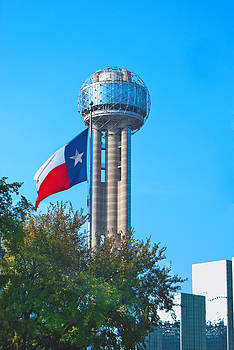 Reunion Tower by Douglas Burrell