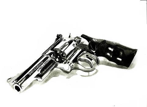 Revolver by Raghav Ram
