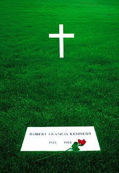 Joe Connors - RFK Gravesite