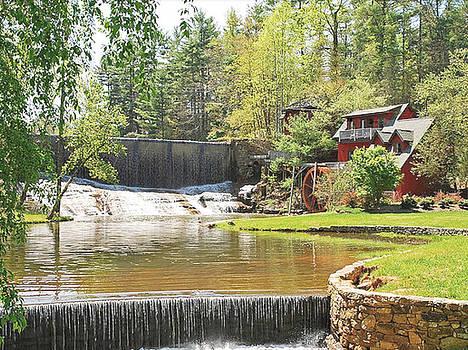 Rhett Mill by Bill Talich