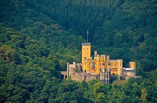 Dennis Cox - Rhine castle