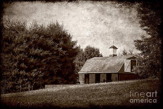 Rhinebeck Barn by Colleen Drew
