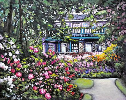 Rhododendron Splendor by Eileen  Fong