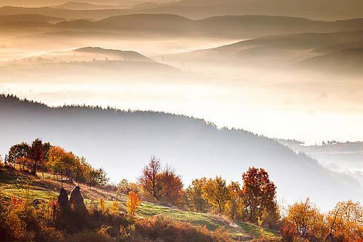 Rhodopean Morning by Evgeni Dinev