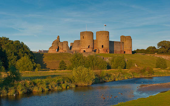 David Ross - Rhuddlan Castle
