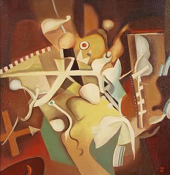 Rhythm 1 by Stefan Shikerov
