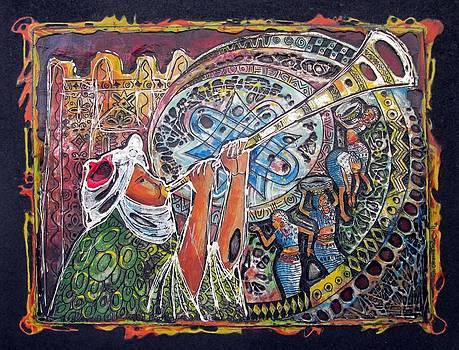 Rhythm of the north l by Okemakinde John abiodun