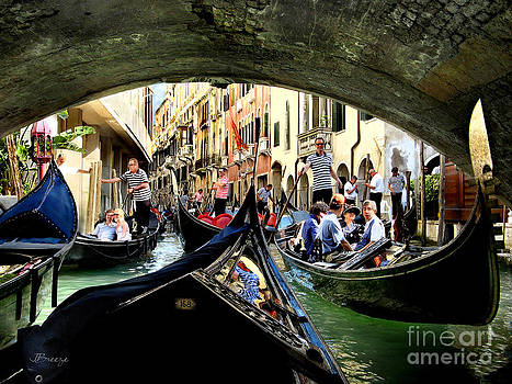 Rhythm of Venice by Jennie Breeze