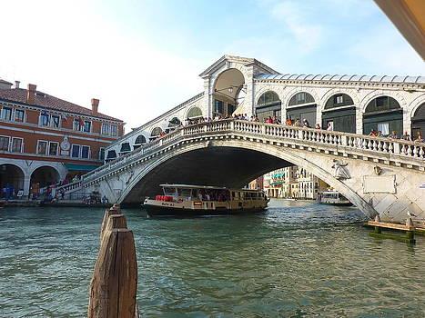Adrienne Franklin - Rialto Bridge