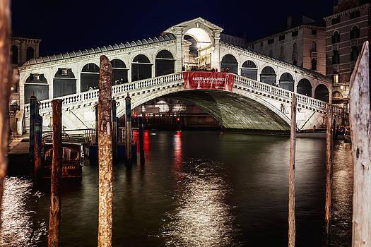 Rialto Bridge by Antonio Violi