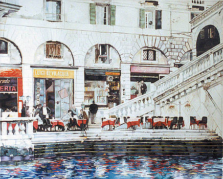Rialto Cafe by Tim Mullen