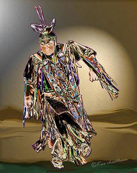 Kae Cheatham - Ribbon Dancer