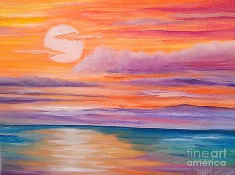 Ribbons in the Sky by Holly Martinson