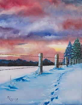 Rich Wintertide by Melinda Cummings