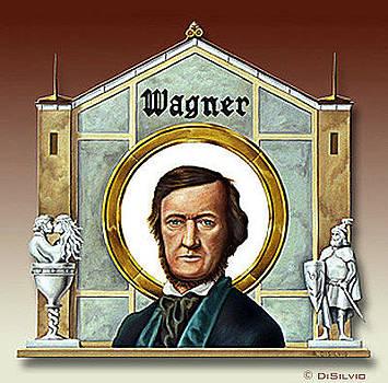 Richard Wagner by Rich DiSilvio