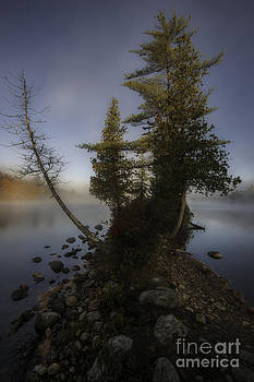 Expressive Landscapes Fine Art Photography by Thom - Rickers Pond - Groton State Forest Vermont