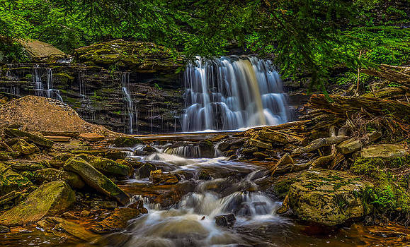 Torrey McNeal - Ricketts Glen