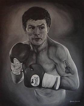 Ricky Hatton by David Dunne