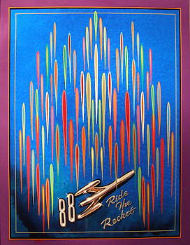 Ride the Rocket 88 by Alan Johnson